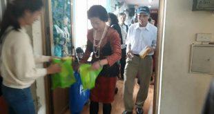 khách hàng mua sản phẩm nhàu Tâm Thành