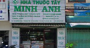 nhà thuốc tây bán sản phẩm nhàu Tâm Thành